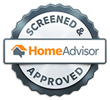 Home Advisor - Screened & Approved Contractor!