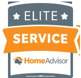 Home Advisor - Elite Service Contractor!