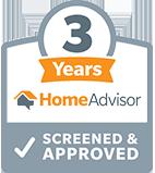 Home Advisor Member for Over 3 Years!
